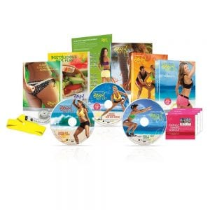 Brazil Butt LIft Workout Base Kit