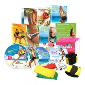 Brazil Butt Lift Workout Deluxe Kit