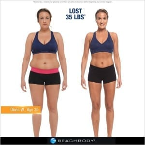 Tony Horton 10 Minute Trainer results
