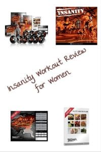 instanity workout for women