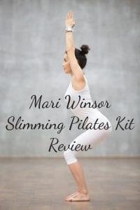 Mari Winsor Slimming Pilates Kit review
