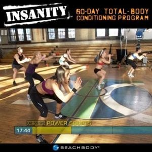 Insanity workout for women