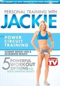 Fitness DVD Personal Training mit Jackie - Power Circuit Training