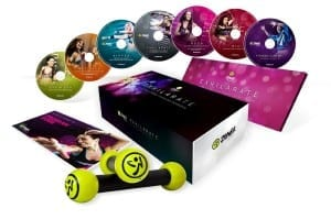 Zumba Fitness Exhilarate review