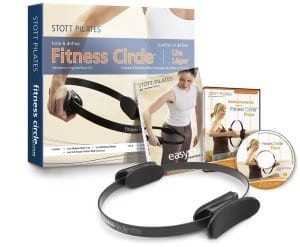 Stott Pilates Fitness Circle Lite DVD Gift Pack Second Edition