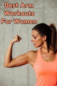 effective arm workouts for women