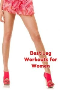 best leg workouts for women