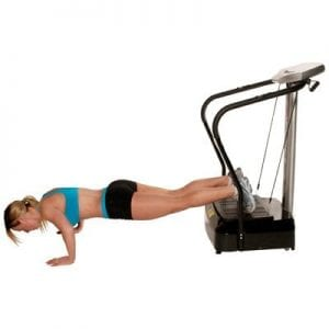 Confidence Fitness Slim Full Body Vibration Platform Fitness Machine 2