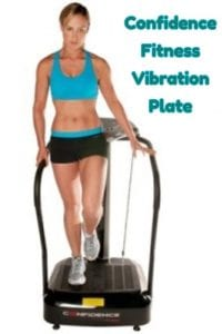 Confidence Fitness Vibration Plate