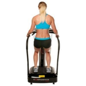e2a0f57e1ad14 Confidence Slim Full Body Vibration Platform Fitness Machine Review
