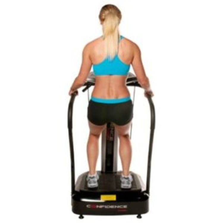 Confidence Slim Full Body Vibration Platform Fitness