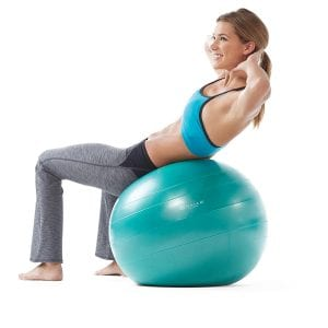 Gaiam Balance Ball Kit