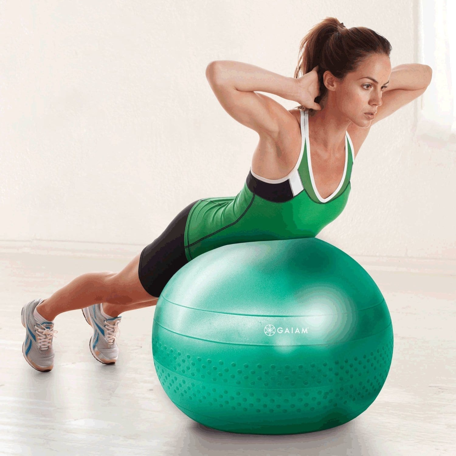 Gaiam Total Body Balance Ball Kit Review
