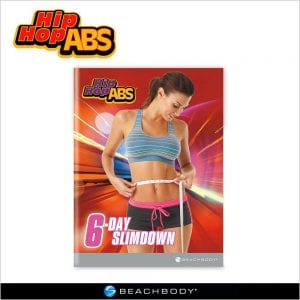 Hip Hop Abs DVD set