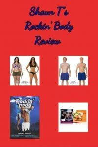 Shaun T's Rockin' Body DVD
