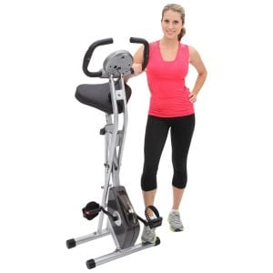 Exerpeutic Folding Magnetic Bike