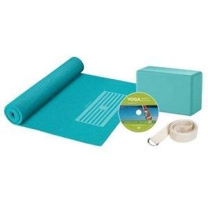 Gaiam Yoga Beginners Kit