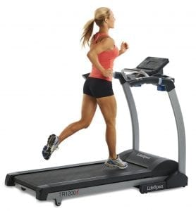 LifeSpan Treadmill TR1200i