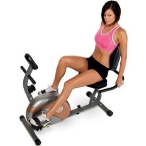 March ME-709 Recumbent Exercise Bike