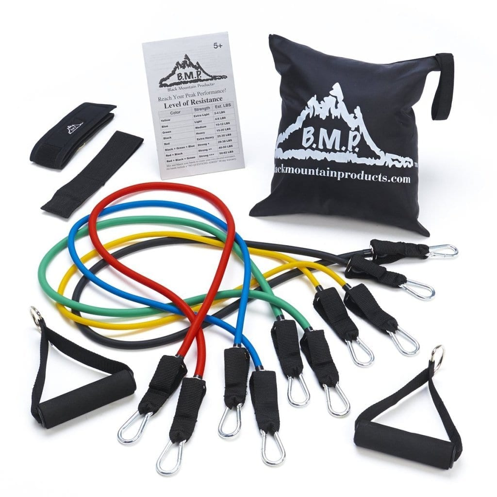 Black Mountain Products Resistance Bands Review