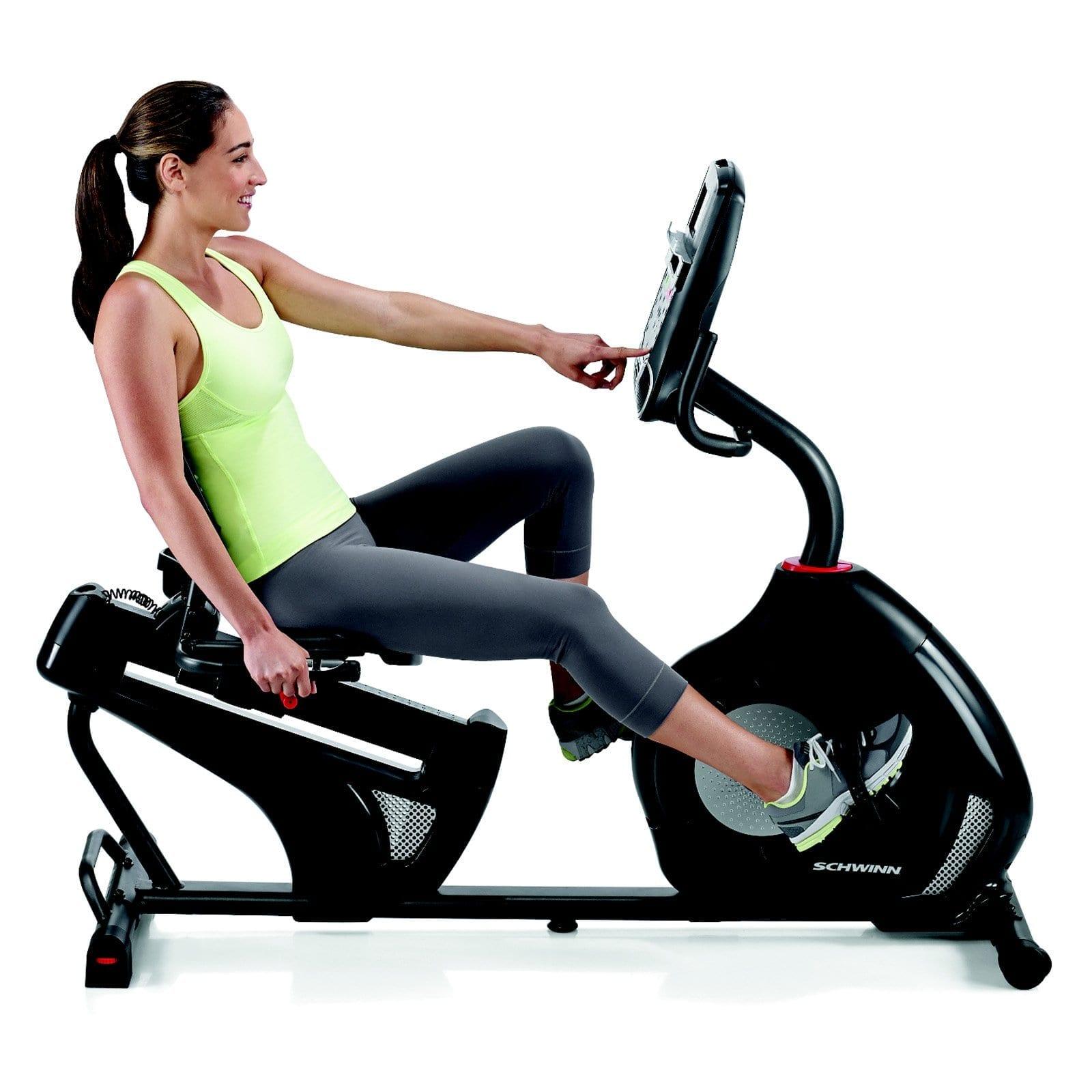 Exercise Bike Hiit: Schwinn 230 Recumbent Bike Review