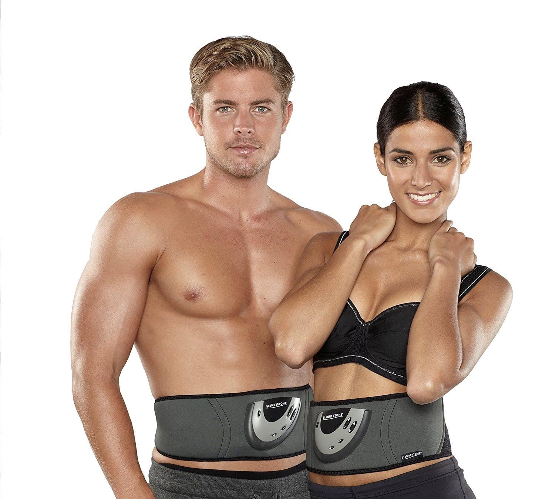 The flex belt abdominal toning belt system reviews