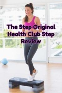 The Step Original Health Club Step