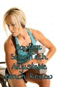 Bowflex SelectTech Adjustable Bench 5.1