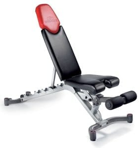 Bowflex SelectTech Adjustable Bench Series 5.1