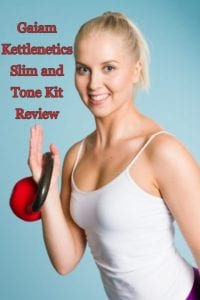 Gaiam Kettlenetics Slim and Tone Kit review