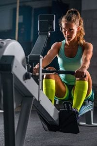 rowing machine is good for weight loss
