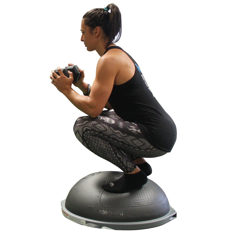 Balance Board Exercises Beginners: BOSU Balance Trainer Guide