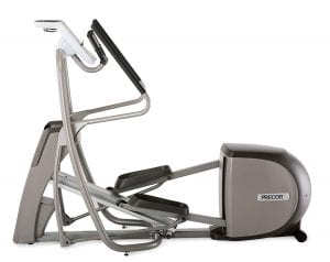 Precor EFX 5.33 Elliptical Cross Trainer review
