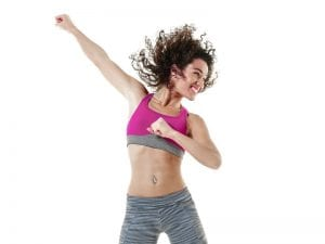Health benefits of Zumba