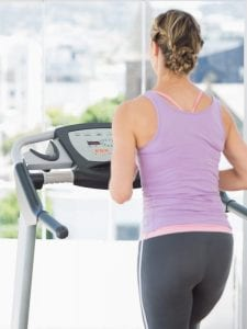 Benefit of Treadmill Exercise