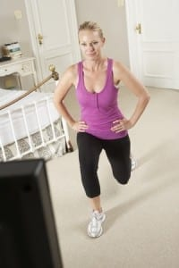 at home workout dvds