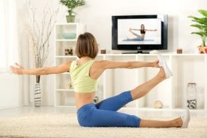 Home workout DVDs