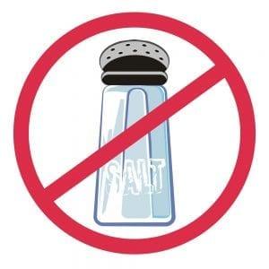 Salt-free