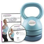 Empower 3 in 1 Kettlebell with DVD Review