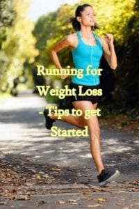 running for weight loss - tips to get started