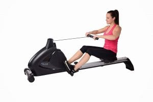 Stamina Avari Programmable Magnetic Exerciser Rower