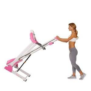 Sunny Health and Fitness SF-T4400 Folding Treadmill