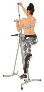 Conquer Vertical Climber Fitness Climbine Machine 2.0