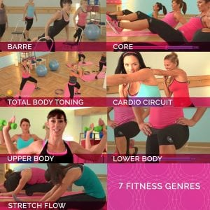 Fe Fit workout