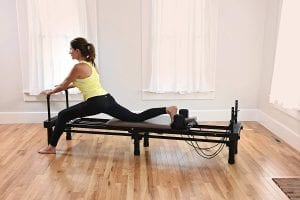 AeroPilates Reformer with Rebounder