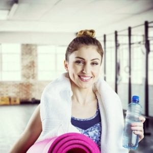 why a yoga towel can enhance your yoga sessions