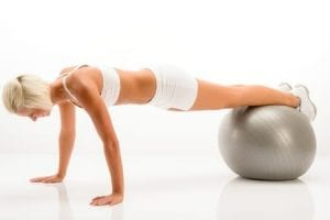 fitness ball workouts