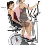 Body Rider 3-in-1 Trio-Trainer