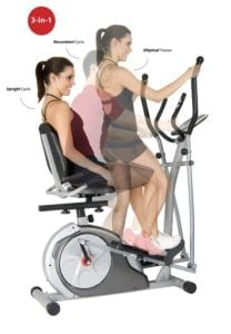 Body Rider 3-in-1 Trio-Trainer