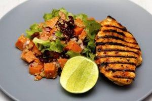 weight training for women diet